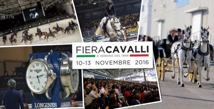 Countdown alla 118 edizione di fiera cavalli jumping for Fiera elettronica calendario 2016