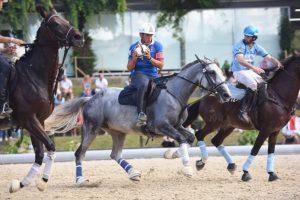 Kep Italia con Federazione Internazionale Horseball e VLP Talentenplan