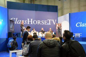 Tutti gli appuntamenti e gli ospiti sul palco ClassHorse TV a FieraCavalli