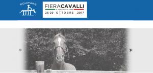 Equitare Casa Editrice vi aspetta a FieraCavalli 2017