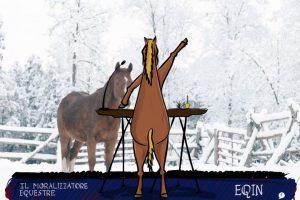 L'inverno non può durare per sempre | Il Moralizzatore Equestre