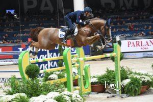 Top Jumping Horses: Halifax van Het Kluizebos