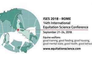 ISES – A Roma a settembre il 14° Convegno scientifico internazionale sull'equitazione