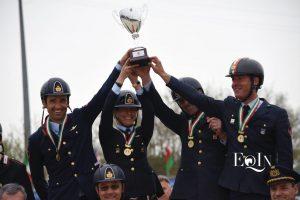 L'Aeronautica Militare si aggiudica il Campionato Assoluto Interforze