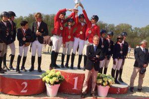 L'Italia vince Nations Cup Junior allo CSIO giovanile di Gorla
