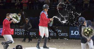 Finali Jumping e Dressage FEI World Cup: le medaglie d'oro si tingono di rosa!