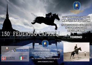 """A Torino si celebra Caprilli con """"Piazza d'armi 2018. A cavallo della cultura tra passato e futuro"""""""