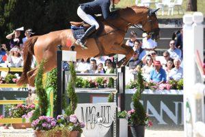 Piazza di Siena e i giovani cavalli, gara programmata per il sabato