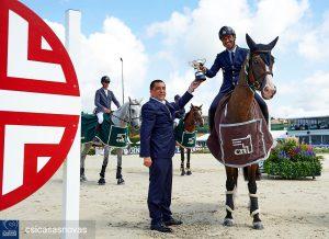 Emilio Bicocchi vince il Trofeo NH Collection – CSI4*, La Coruña (ES)
