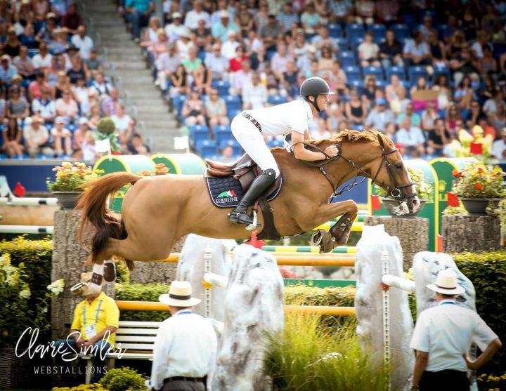 CSIO Aachen, vittoria e 2° posto azzurri nella 150: Lady Cracotte e Lorenzo de Luca