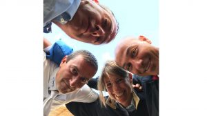 Team Italy ai piedi del podio a Falsterbo – FEI Nations Cup