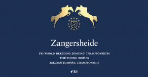 I nostri giovani cavalli stranieri per i Campionati del mondo di Lanaken (BE)