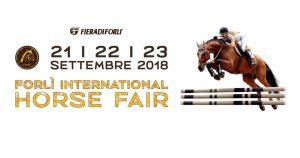 Forlì International Horse Fair, torna a settembre la Fiera dedicata al cavallo
