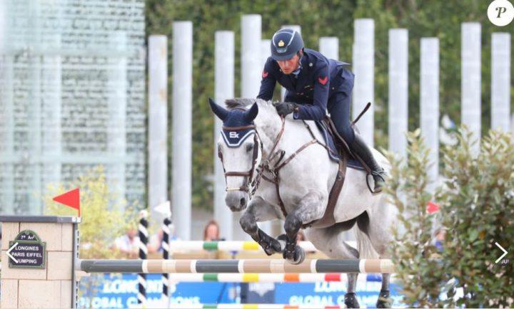 Che bella giornata per Lorenzo De Luca al Dublin Horse Show!