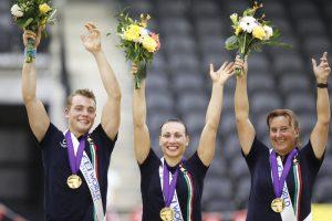 WEG Tryon 2018 – volteggio: Medaglia d'Oro nel Pas de Deux