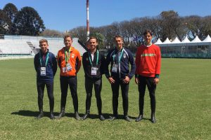 Giochi Olimpici Giovanili Buenos Aires: argento alla squadra europea con il nostro Giacomo Casadei