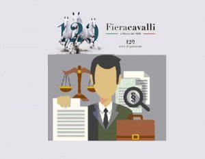 Cavalli e cavilli, la consulenza fiscale debutta a FIERACAVALLI 2018