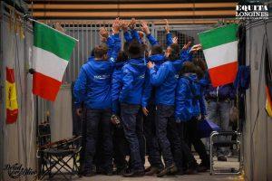 L'Italia Junior e YR del Reining conquista l'argento e il bronzo nei Campionati continentali